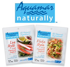 Aquamar Naturally Brand Identity and Packaging