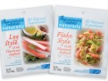 Aquamar Naturally Surimi Packaging