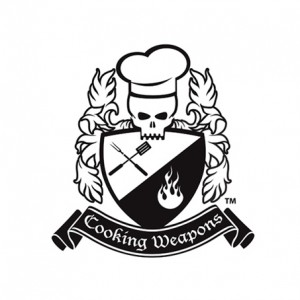 Cooking Weapons Logo