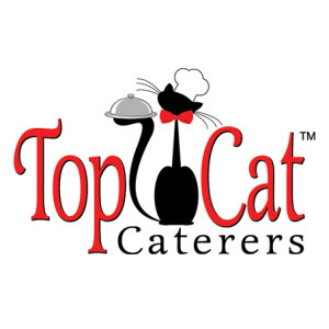 Top Cat Caterers Logo